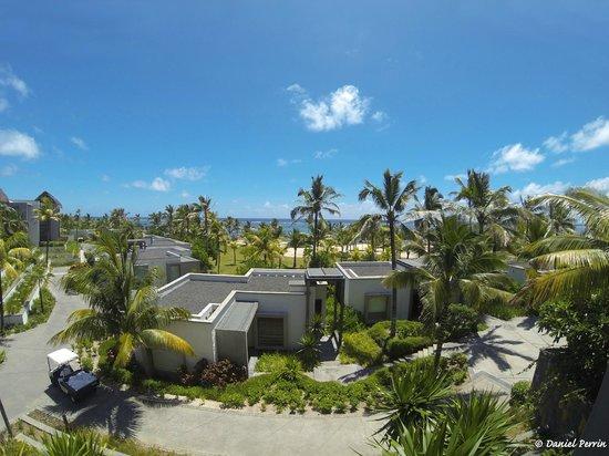 Long Beach Golf & Spa Resort: Vu de l'hôtel