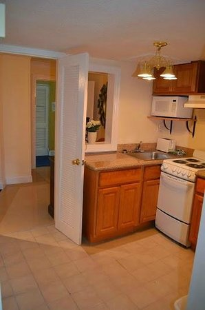 Club Land'or Resort: Kitchen area of new 2 BR