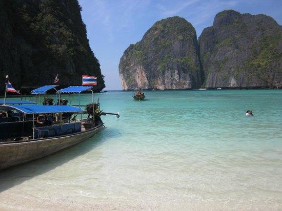 Viking Natures Resort : maya bay