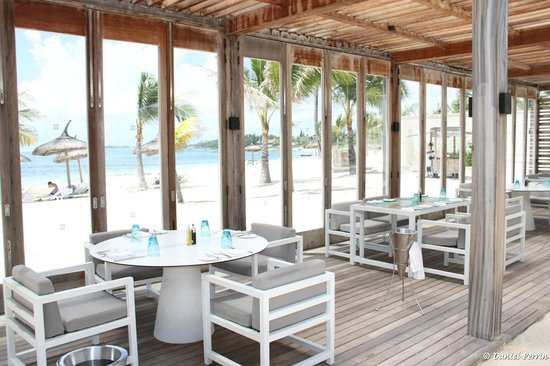 Long Beach Golf & Spa Resort : Le restaurant de poissons... Hum ! la langouste...