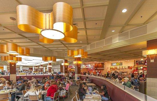 Cross Creek Mall Food Court