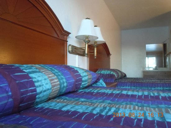 Bellevue High Country Motel: Brand new clean sheets