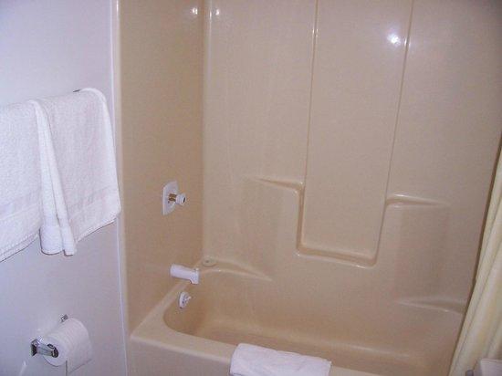 Granada Inn Motel: bath/shower