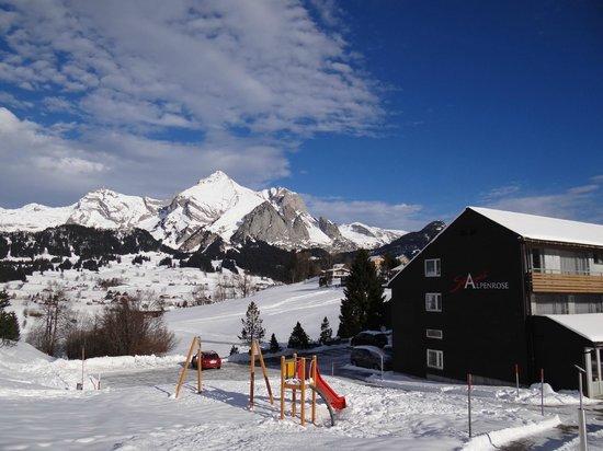 Hotel Stump's Alpenrose: Silvester 2013