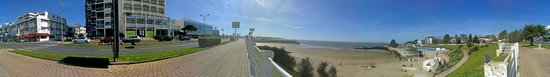 Beau Rivage : vue sur la plage de Foncillon