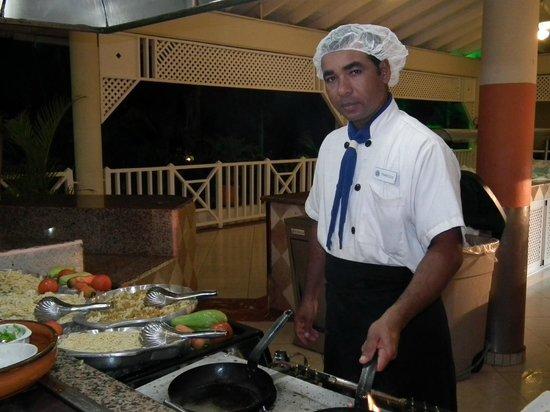 Grand Bahia Principe San Juan : monsieur pasta