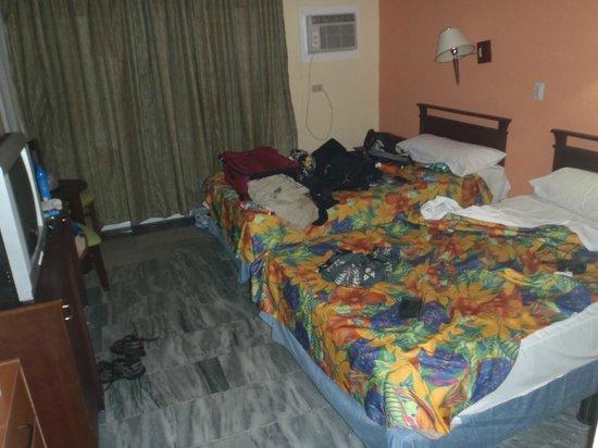 Hotel Club Tropical: Superior Room