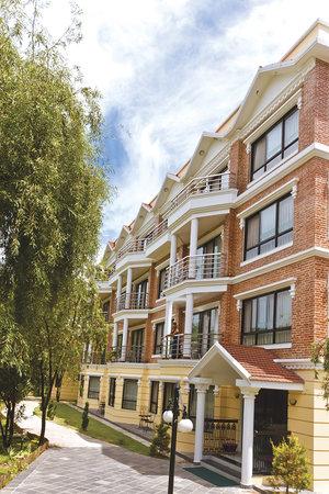 Park Village Hotel & Resort: Hamilton Wing at Park Village.