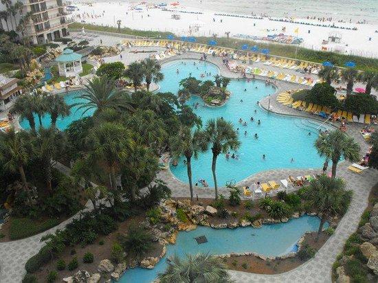 Edgewater Beach And Golf Resort Balcony View