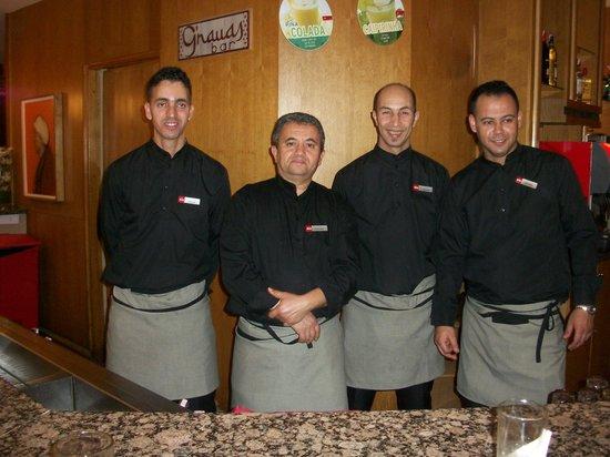 ClubHotel Riu Tikida Dunas: best barmen xxxx