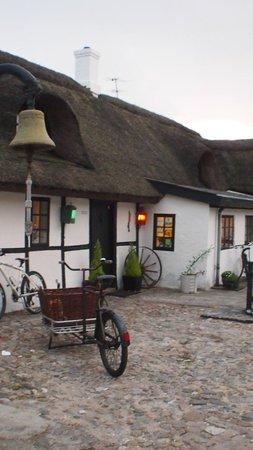 Strandgaarden Badehotel : Reception