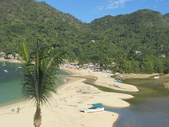 Garcia Rentals: playa view