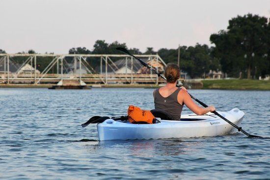 Kayak-iti-Yat Original Kayaking Tours of New Orleans: Historic Bayou St. John