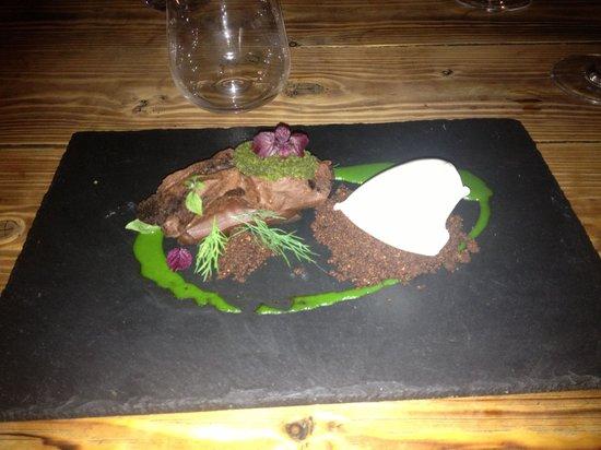 Dabbous: Dessert