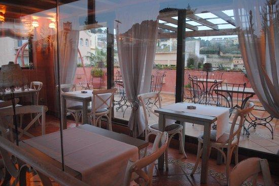 Sa Calma Hotel: Dining area