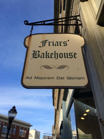 Friars' Bakehouse, Bangor, Maine