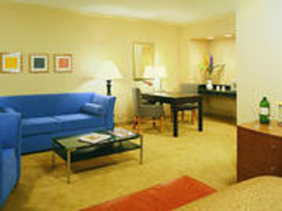 One Washington Circle Hotel: Guest Suite
