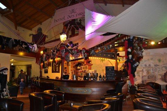 Nigloland : Hôtel des pirates