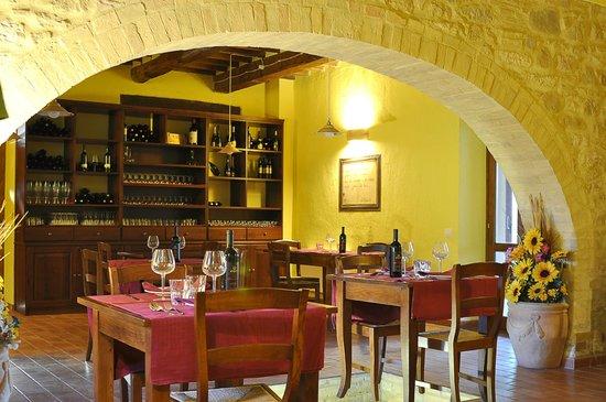 Agriturismo Il Cavaliere: ristorante