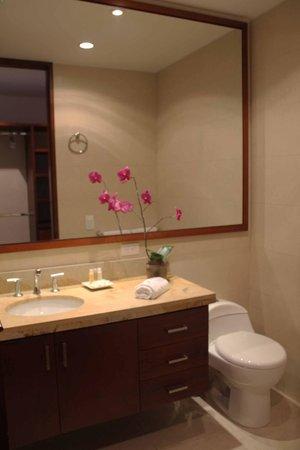 Chico 100 Apartamentos: Baño