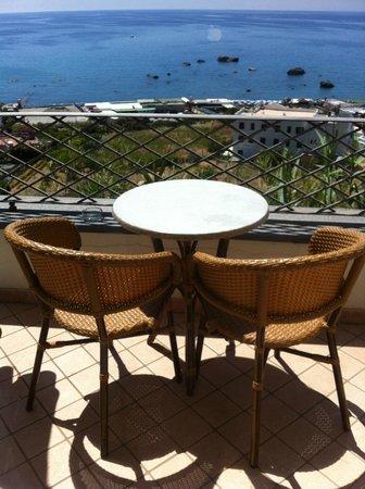 Sorriso Thermae Resort & Spa: Вид с балкона нашего номера