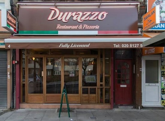 Durazzo Pizzeria Restaurant London