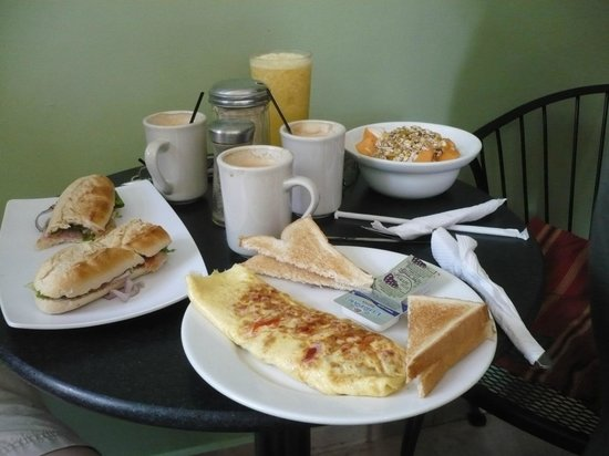 Super Gourmet : Good breakfast