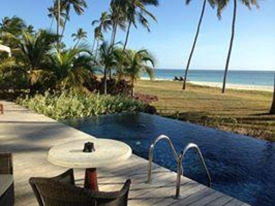 The Residence Zanzibar: unforgettable der Blick von der eigenen Terrasse