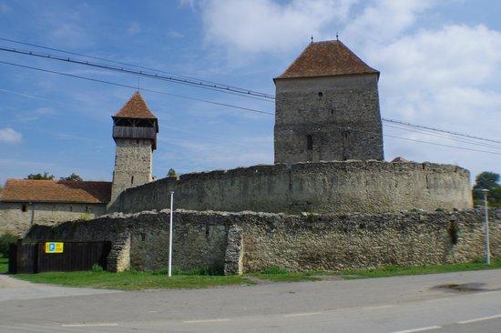 Calnic Fortress - Taken 12/09/13