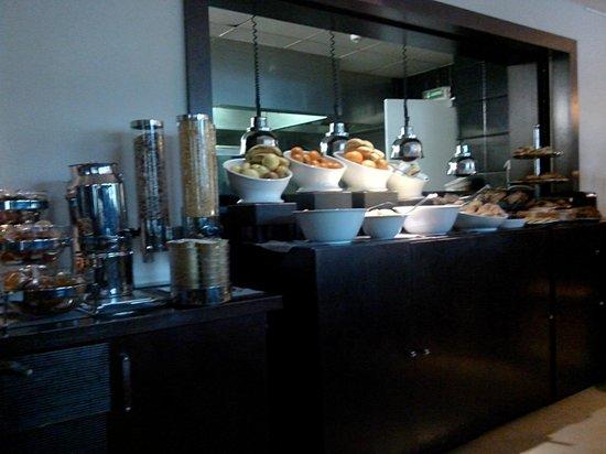 Columbus Monte-Carlo: resto de l hotel le matin