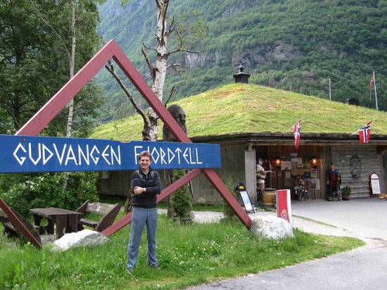 Gudvangen Fjordtell: отель