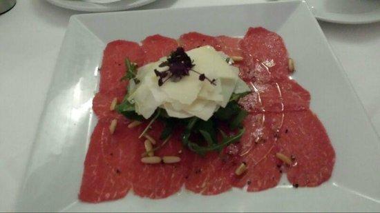 Restaurant Entler : Beef Carpaccio