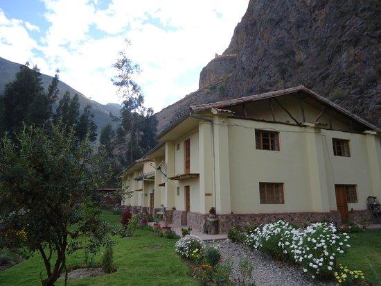 Apu Lodge, magnifico lugar donde hosepdarse