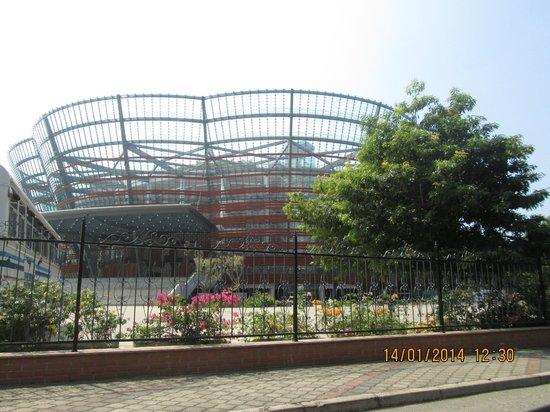 Nelum Pokuna Mahinda Rajapaksa Theatre