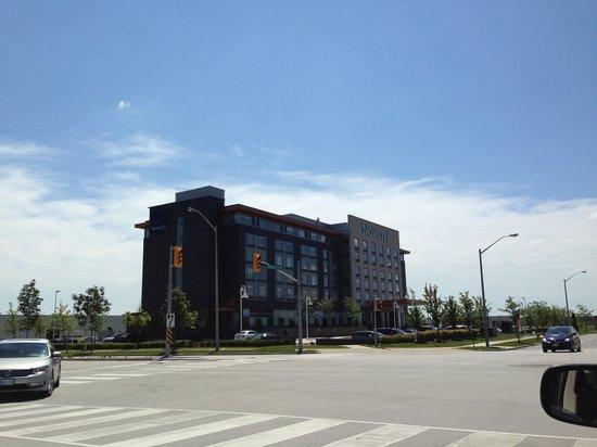 Novotel Toronto Vaughan Centre: vista esterno