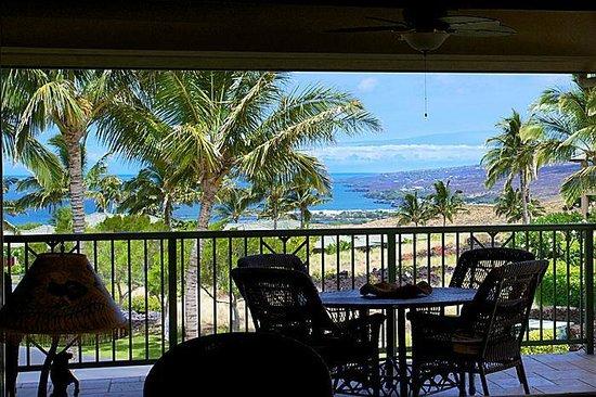Wai'ula'ula at Mauna Kea Resort: Oceanview porches