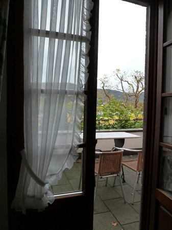 Hotel Haus Lipmann: balcony