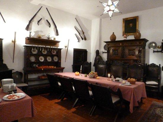 Hotel Haus Lipmann: Breakfast area