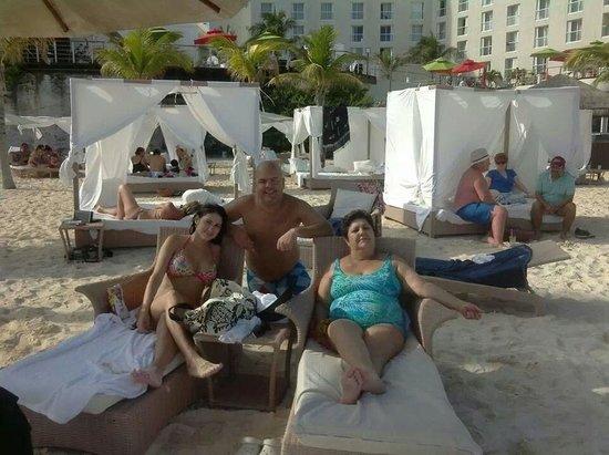 Sunset Royal Beach Resort: excelente experiencia