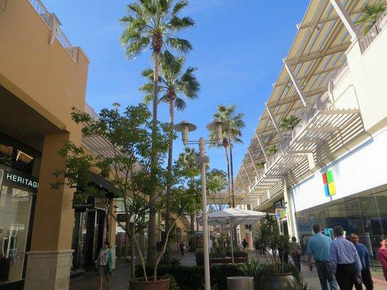 Fashion Valley Shopping Center: La faune est à l'honneur à l'intérieur