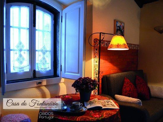Casa do Fontanario : Quarto Duplo Superior com Cama Extra