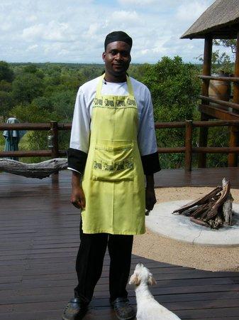 Sausage Tree Safari Camp : Chef Orlando