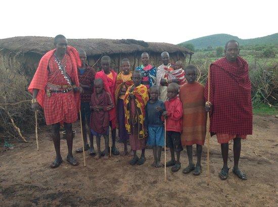Enkewa Camp: una gran familia