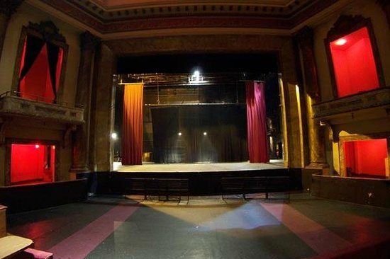 Agora Ballroom Stage Picture Of Cleveland Agora