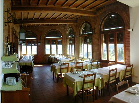 Le Terrazze: Large Dining Room