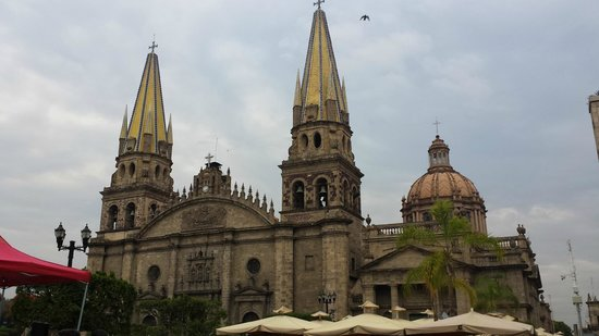 Superior Tours Vallarta: Guadalajara Church
