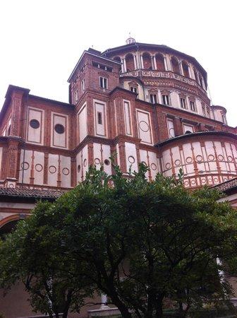 Sainte-Marie-des-Grâces (Santa Maria della Grazie) : Санта Мария делле Грацие