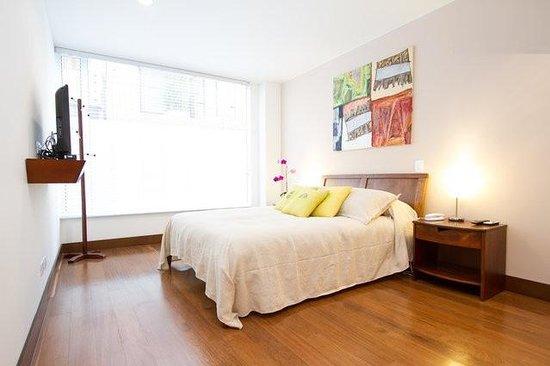 Chico 100 Apartamentos: III cuarto