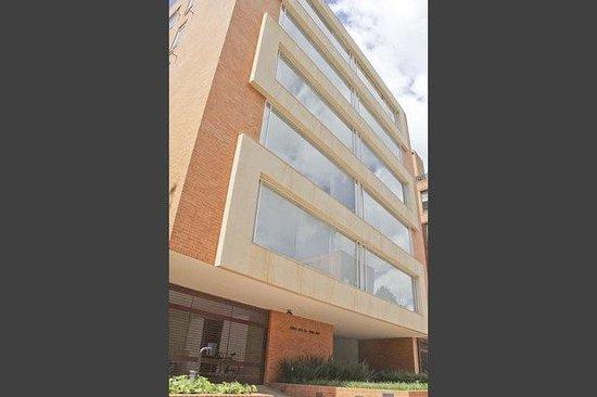 Chico 100 Apartamentos: Edificio