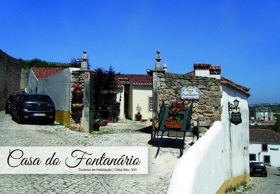 Casa do Fontanario : Patio - Casa do Fontanário